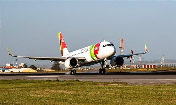 Mit der Fluggesellschaft TAP nach Brasilien fliegen