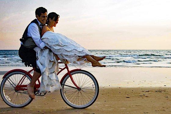 Die Liebe und das Glück entdecken, ein perfekter Vermittlungsablauf.