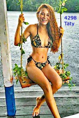 Taty in Rio